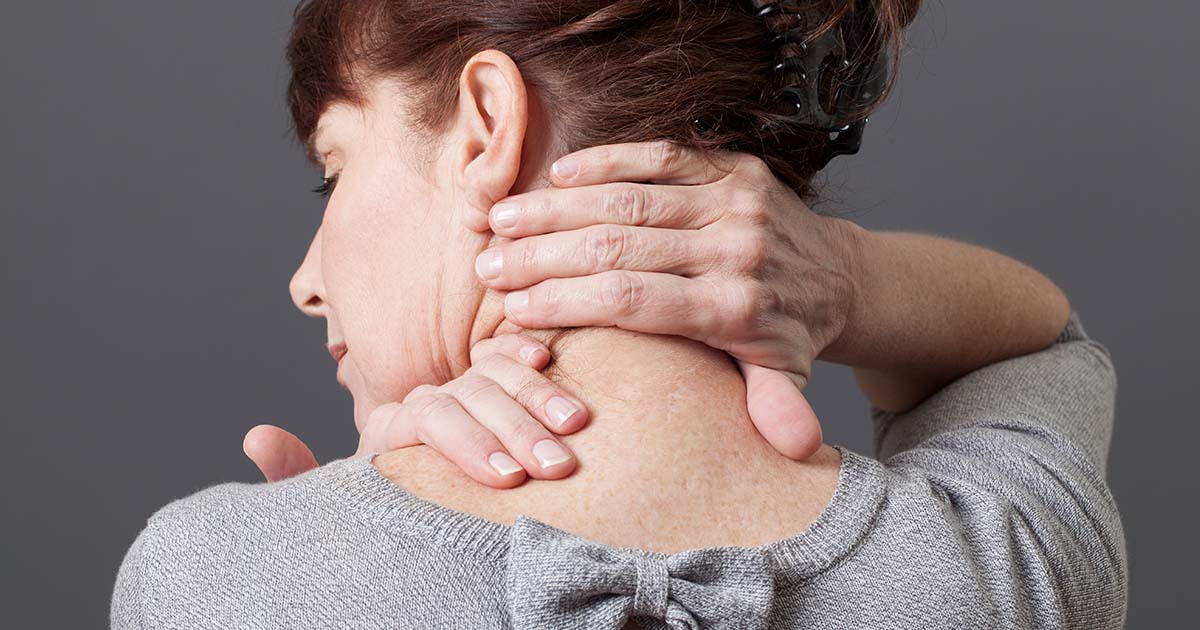 Acupressure for relaxing shoulder and backache