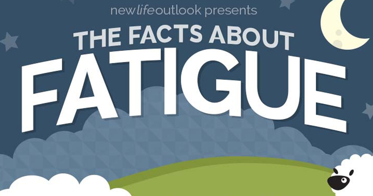 New Life Outlook -  Infographic: Fatigue's Impact on OA